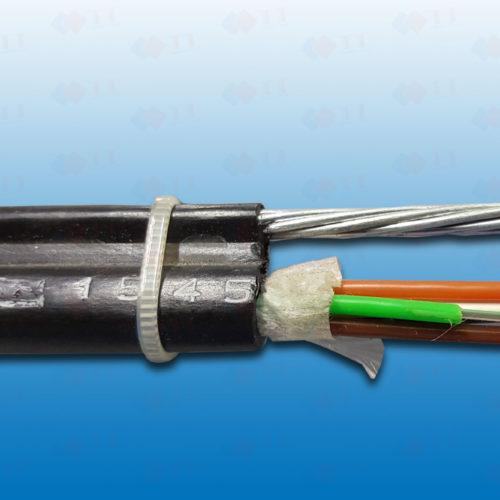 cáp sợi quang Singlemode treo hình số 8